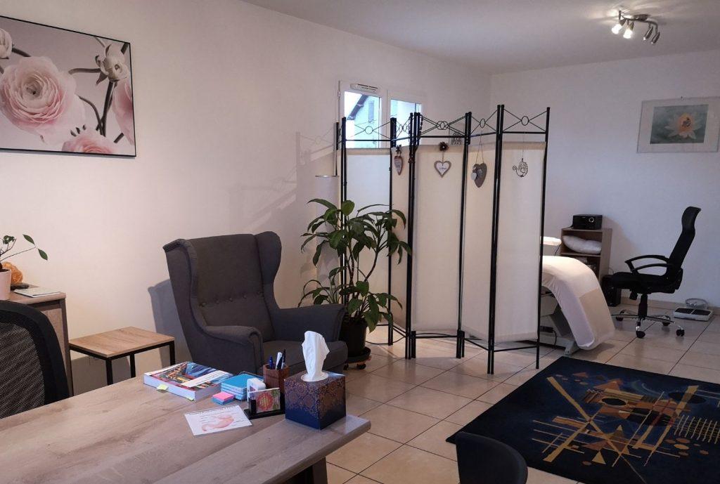 Seance Cabinet Hypnose Pose Anneau Gastrique Beauzelle Toulouse